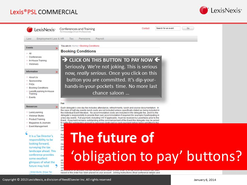 What you need to know about the new website law | LexisNexis