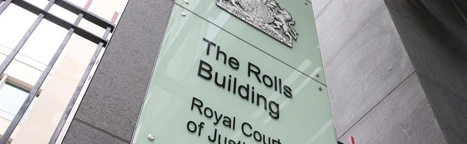First case determined under the Rolls Building shorter trials pilot scheme