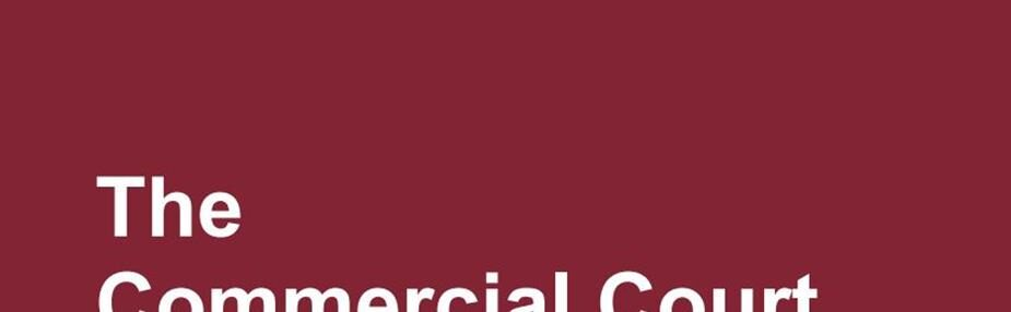 10th edition of the Commercial Court Guide