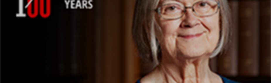 Exclusive Interview with Lady Hale - First 100 Years