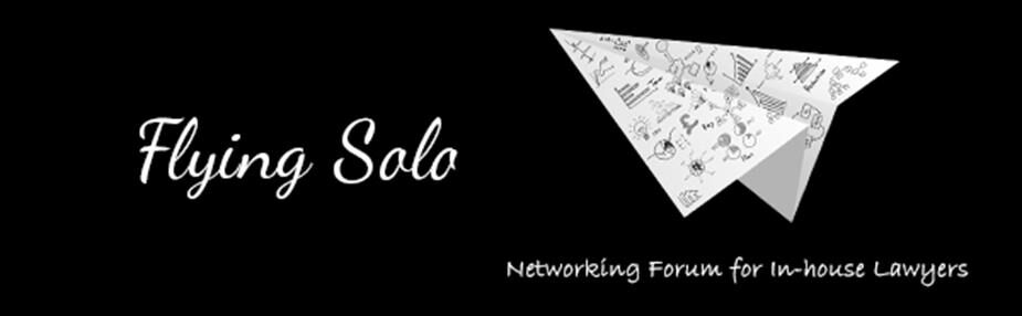 Upcoming event: Flying Solo for In-house lawyers
