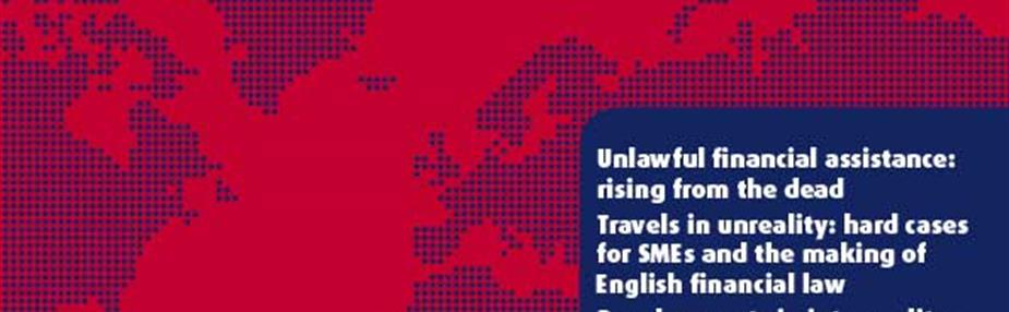 Travels in unreality: hard cases for SMEs and the making of English financial law