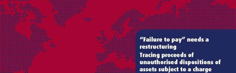 Tracing proceeds of unauthorised dispositions of assets subject to a charge