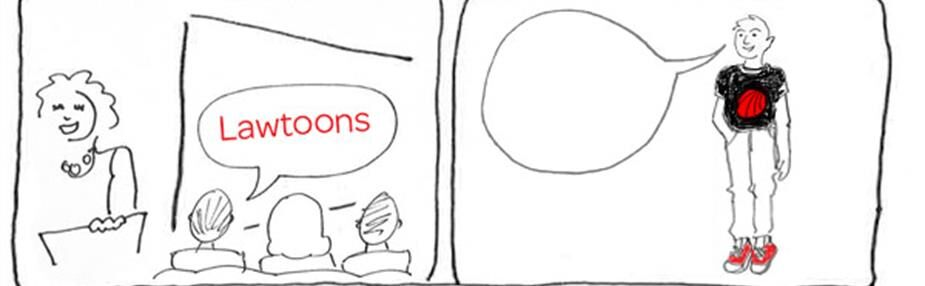 Stay tuned for Lawtoons: removing the barriers to legal learning