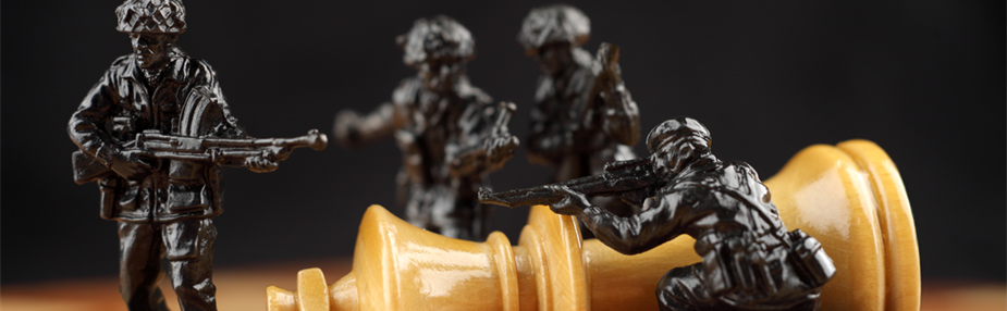 What can lawyers learn from military strategy?