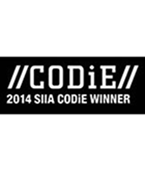 2014 SIIA CODiE Winner of Best Solution for Integrating Content into the Workflow