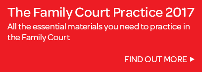 Family Court Practice 2016 (The Red Book)