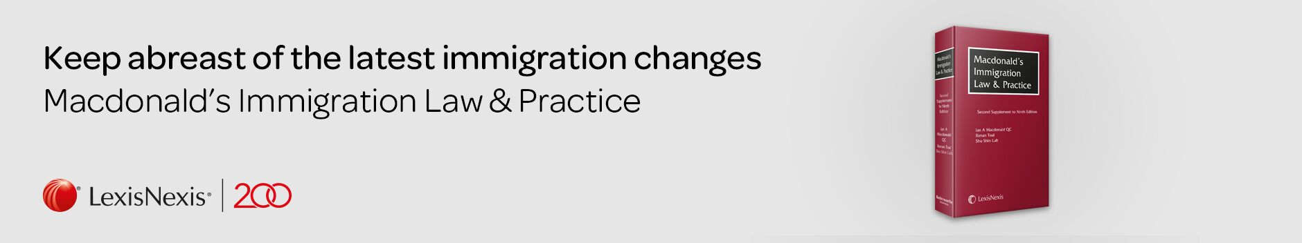 Macdonald's Immigration Law & Practice promo