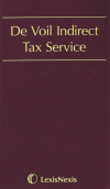 De Voil Indirect Tax Service cover