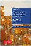 Tolley's Customs and Excise Duties Handbook 2020-2021 cover
