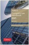 Tolley's Company Law Handbook 29th edition cover
