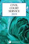 Civil Court Service 2019 Volume and CD cover