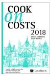 Cook on Costs 2018 cover