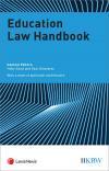 Education Law Handbook cover