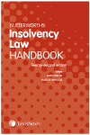 Butterworths Insolvency Law Handbook 22nd edition cover