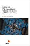 Illustrative IFRS Consolidated Financial Statements for 2019 Year Ends cover