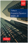 Tolley's Property Taxation 2020-21 cover