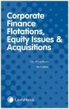 Sabine: Corporate Finance: IPO & M&A cover
