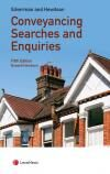 Silverman and Hewitson: Conveyancing Searches and Enquiries Fifth edition cover