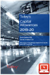 TolleyLibrary Light Tolley's Capital Allowances 2019 and Print cover