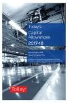 Tolley's Capital Allowances 2017-18 cover