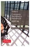 Tolley's Company Secretary's Handbook 27th edition cover