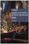 Tolley's Health and Safety at Work Handbook 2019 31st edition cover