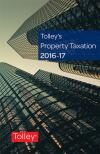 Tolley's Property Taxation 2016-17 cover