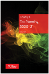 Tolley's Tax Planning 2020-21 cover