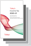 Tolley's Tax Annuals Premium Set 2020-21 cover