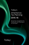Tolley's Inheritance Tax Planning 2014-15 (Part of the Tolley's Tax Planning Series) cover