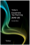 Tolley's Expatriate Tax Planning 2019-20 cover