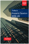 Tolley's Property Taxation 2019-20 cover