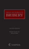 Lissack and Horlick on Bribery Second edition (Print and eBook) cover