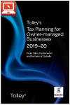 TolleyLibrary Light Tolley's Tax Planning for Owner-Managed Businesses 2019 and Print cover