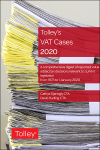 Tolley's VAT Cases 2020 cover