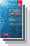 Whillans Tax Tables 2020-21 Set (Budget edition & Finance Act edition) cover