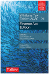 Whillans Tax Tables 2020-21 (Finance Act edition) cover