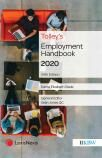 Tolley's Employment Handbook 34th edition cover