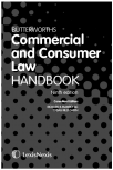 Butterworths Commercial and Consumer Law Handbook Ninth edition cover