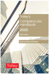 Tolley's Company Law Handbook 28th edition cover