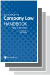 Butterworths Company Law Handbook 34th edition & Tolley's Company Law Handbook 28th edition cover