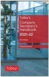 Tolley's Company Secretary's Handbook 31st edition cover