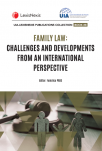 Family Law: Challenges and Developments from an International Perspective Book #8 cover
