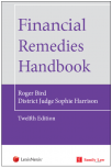 Financial Remedies Handbook 12th Edition cover