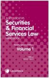 Butterworths Securities and Financial Services Law Handbook 22nd edition cover