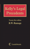 Kelly's Legal Precedents 21st edition cover
