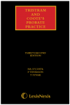Tristram and Coote's Probate Practice 32nd edition cover