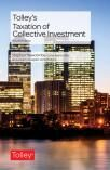 Tolley's Taxation of Collective Investment Fourth edition cover