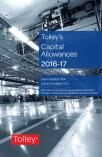 Tolley's Capital Allowances 2016-17 cover